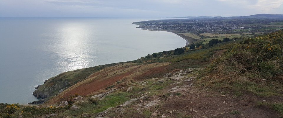 Bray Greystones Cliff Walk, Wicklow – 7 or 12km