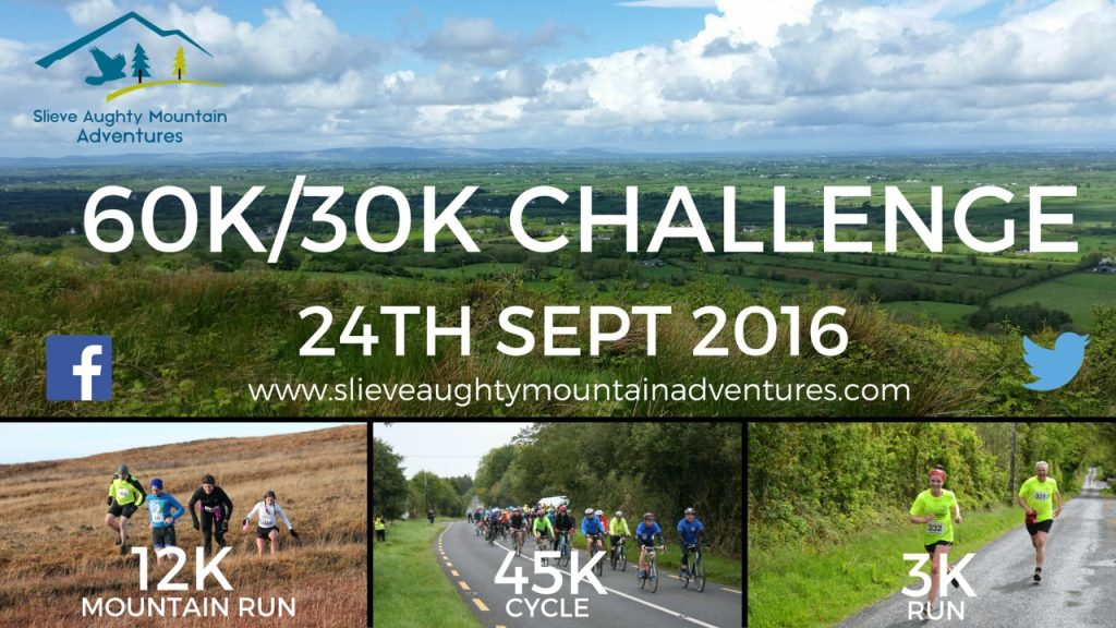 AUGHTY MOUNTAIN 60K Challenge 2016
