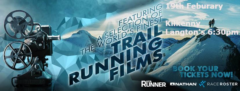 Trails In Motion Film Festival in Kilkenny - Feb 19th