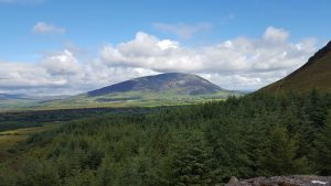 Up And Over Challenge - Nephin Climb / Mayo @ Lahardane village