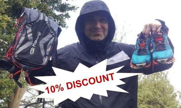 DECATHLON 10% Discount
