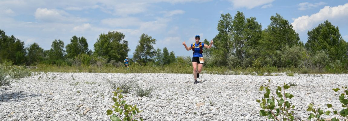 Run the steppes of Magraid 100k – Italy – June 2017