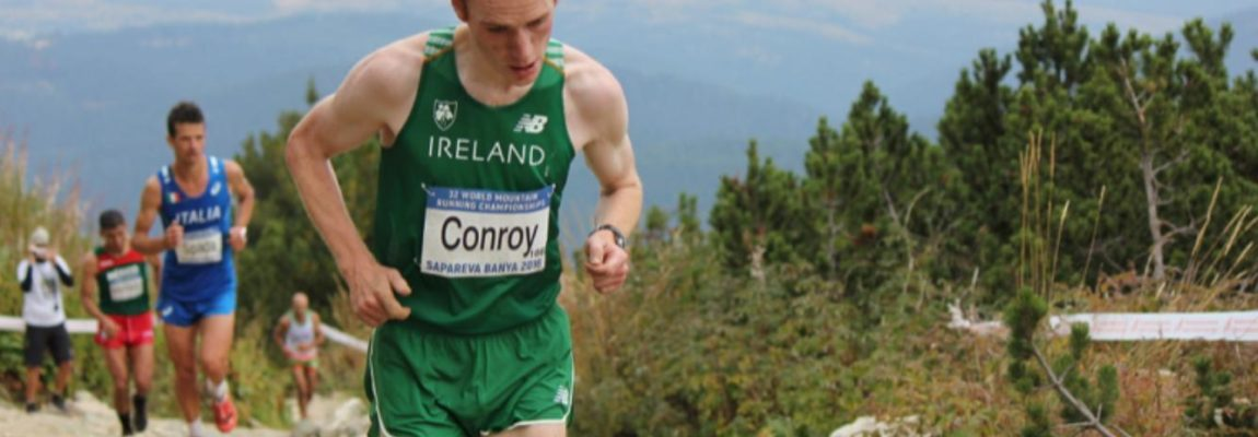 Ian Conroy: Podcast Trail Running Ireland #5