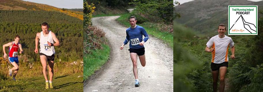 Trail Running Podcast #10:  Guest Barry Minnock.